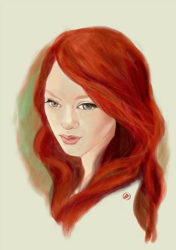 redHairgirl-web